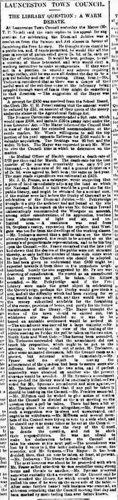 13 April 1897