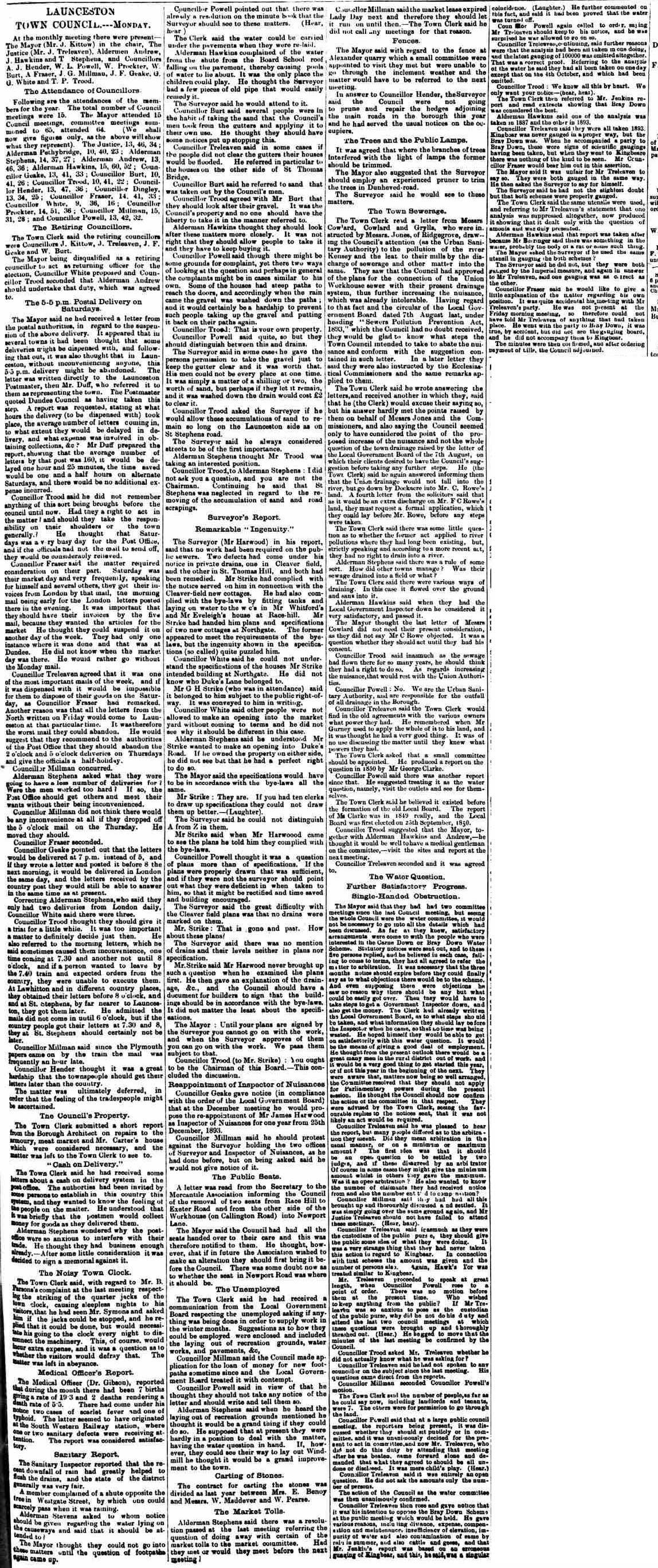 14 October 1893