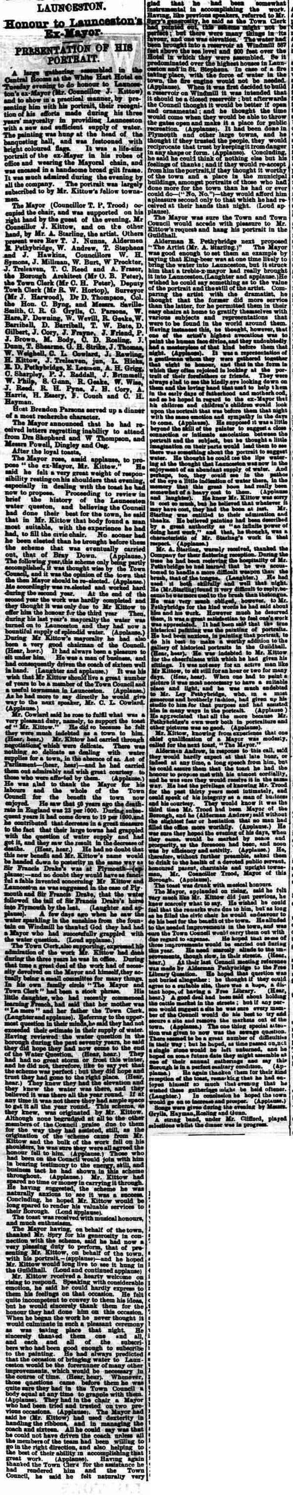 15 February 1896