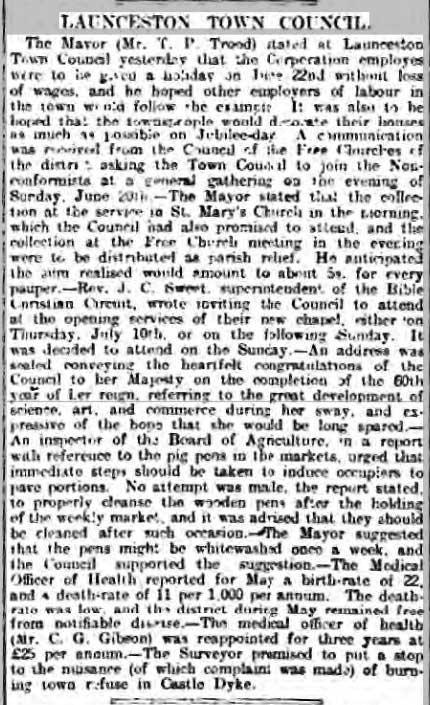 15 June 1897