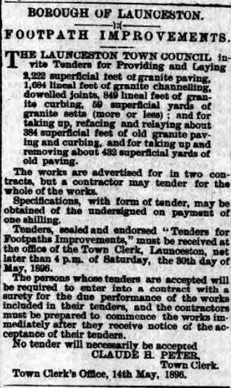 16 May 1896