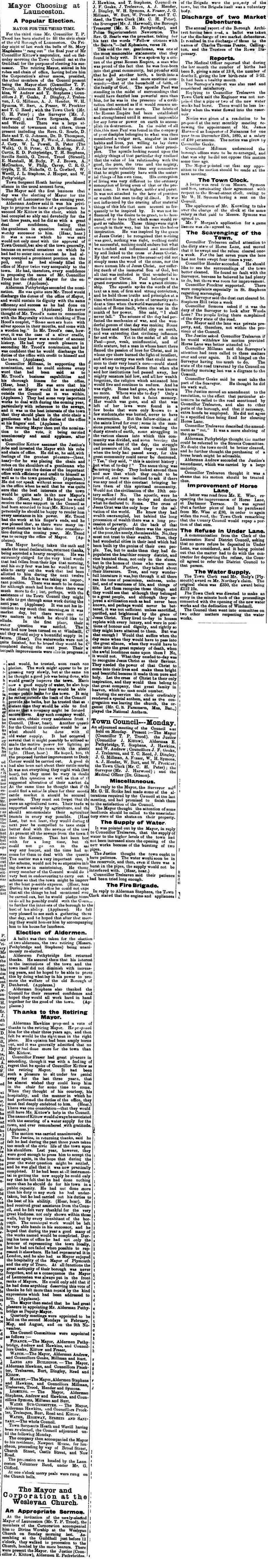 16 November 1895