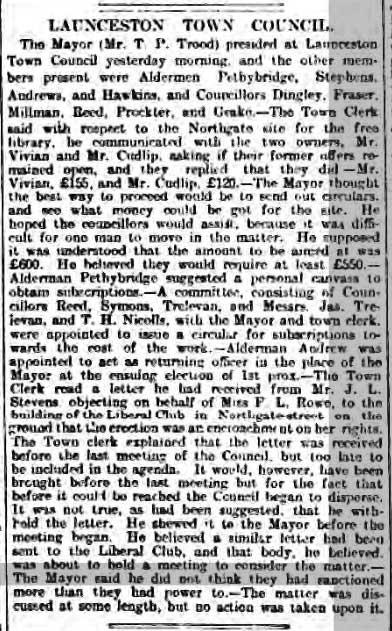 16 October 1897