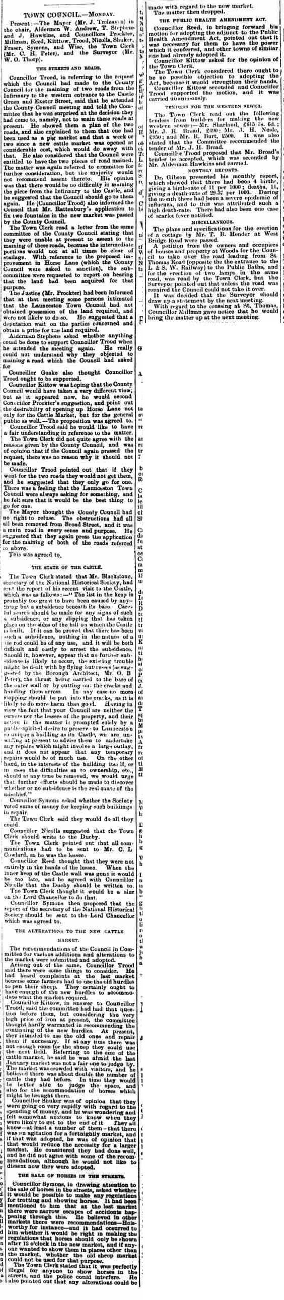 17 February 1900