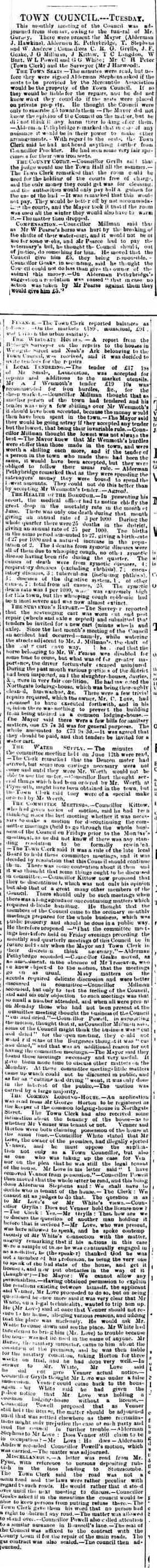 17 July 1891