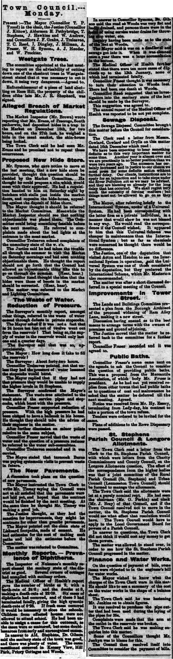 18 January 1896