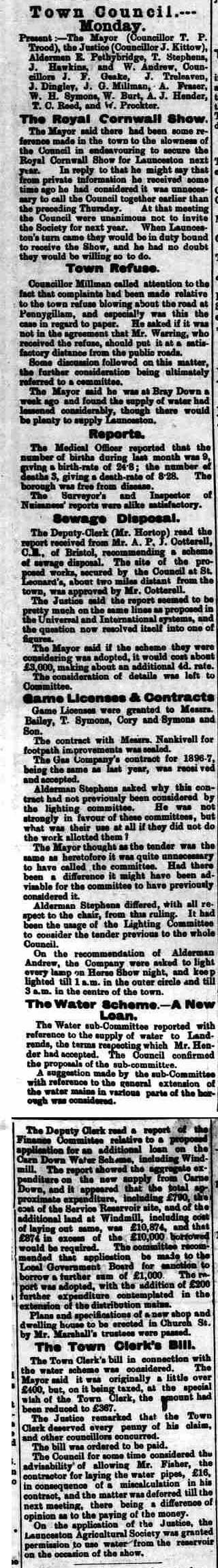 18 July 1896