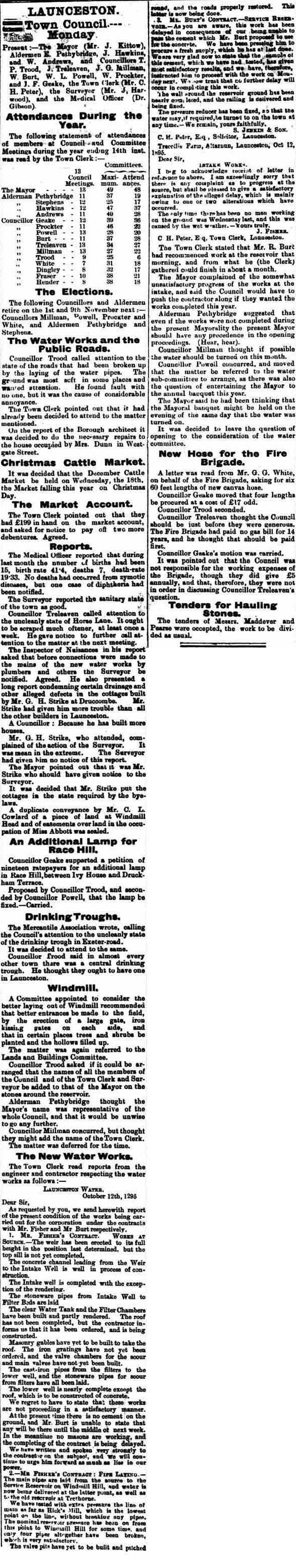 19 October 1895