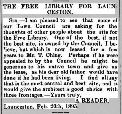 20 February 1895