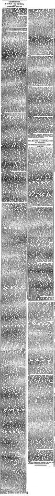 20 November 1891