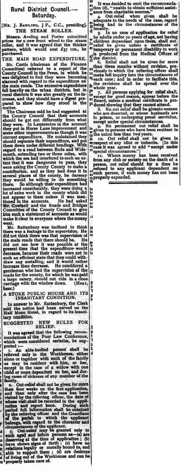 21 February 1903