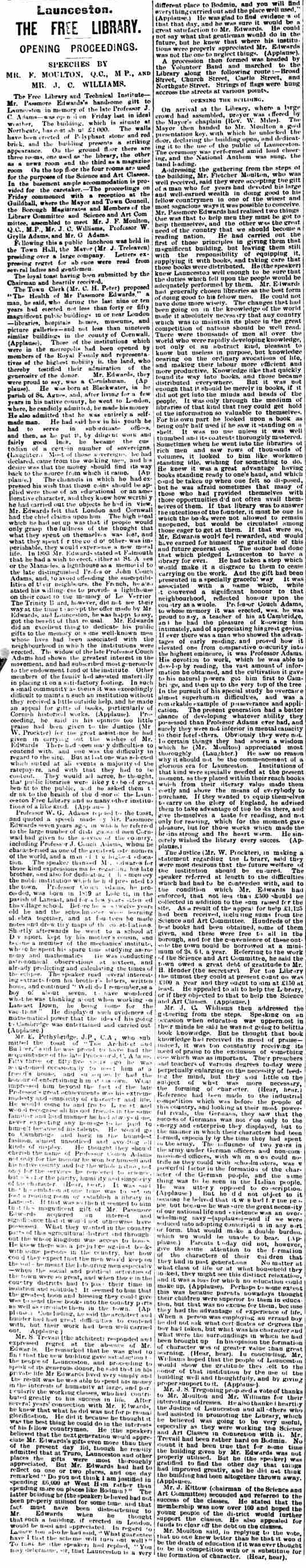 28 April 1900