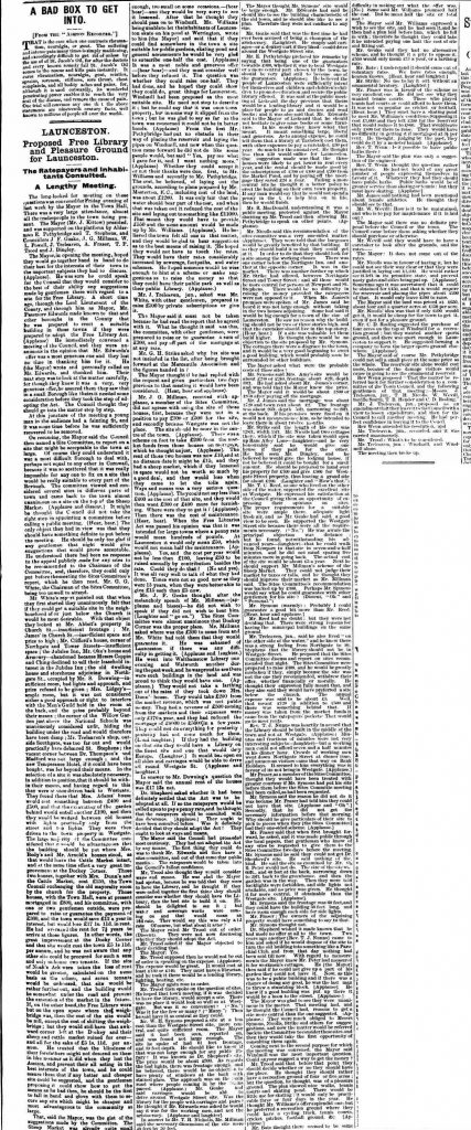 30 March 1895