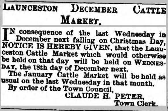 30 November 1895