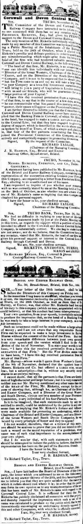 23 November 1844