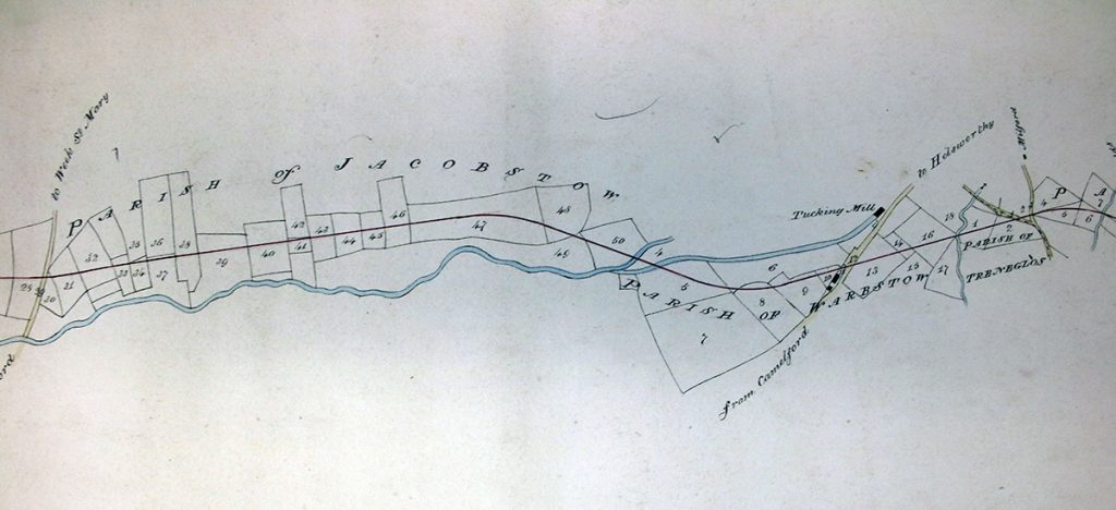 Launceston and Victoria railway 1836 part eight