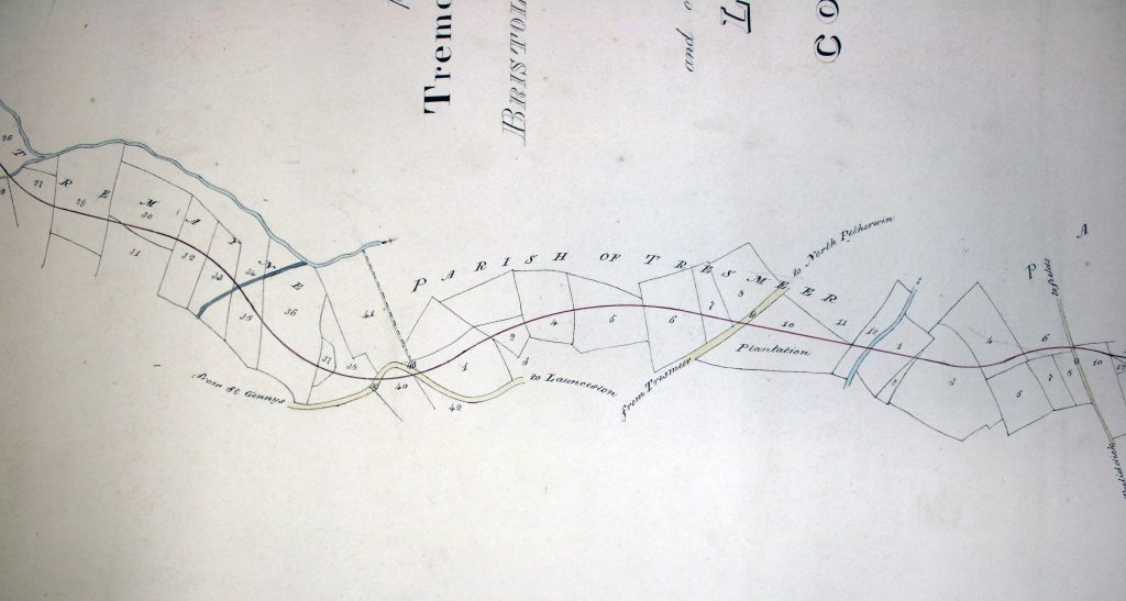 Launceston and Victoria railway 1836 part eleven