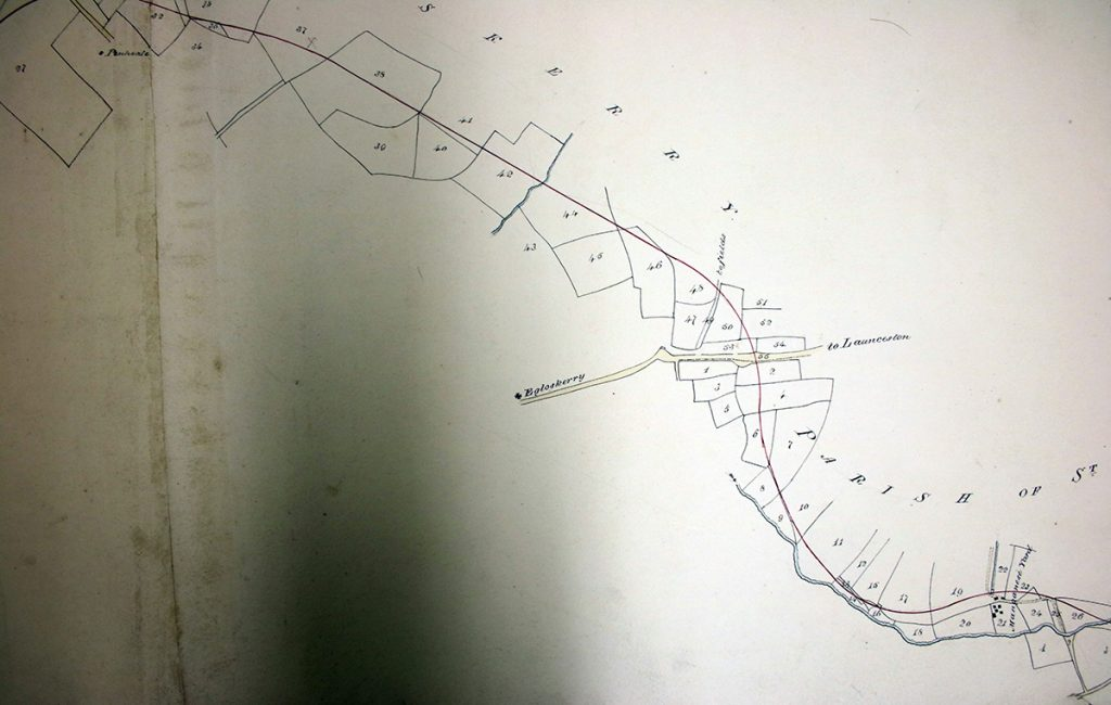 Launceston and Victoria railway 1836 part fourteen