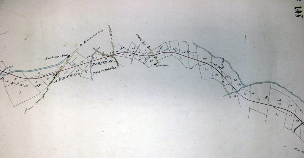 Launceston and Victoria railway 1836 part nine