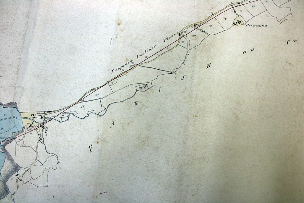 Launceston and Victoria railway 1836 part one