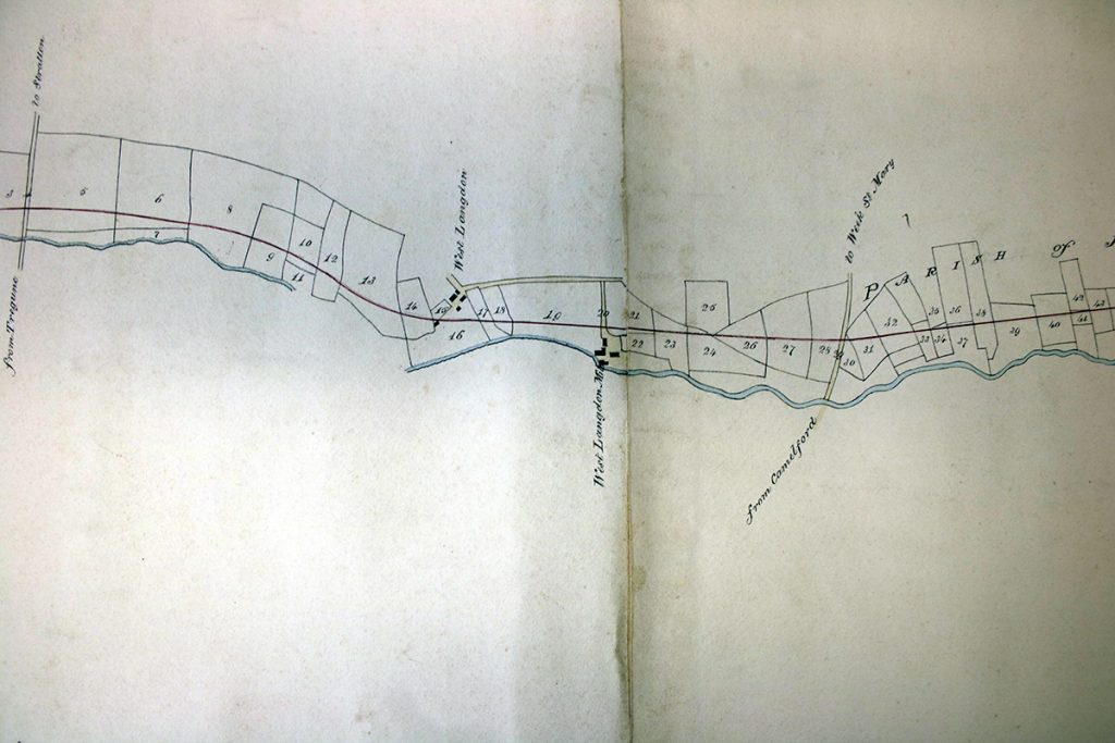 Launceston and Victoria railway 1836 part six