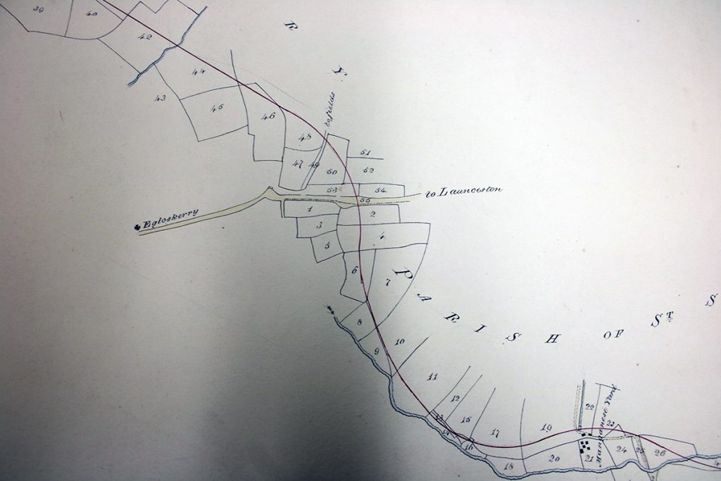 Launceston and Victoria railway 1836 part sixteen