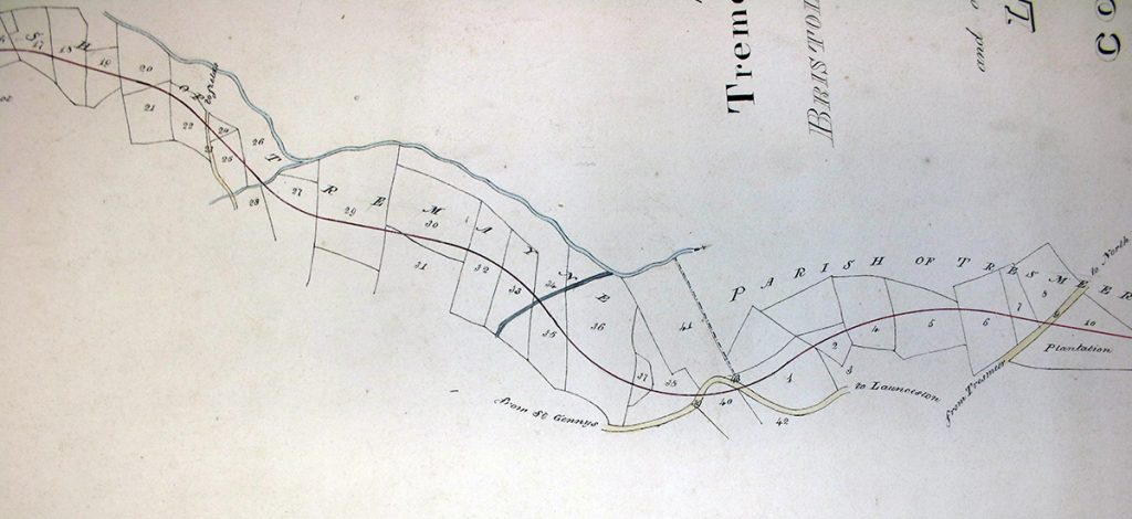 Launceston and Victoria railway 1836 part ten