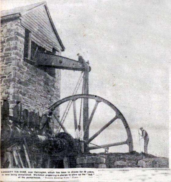 Luckett Mine 1934