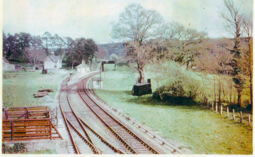 Coryton Station