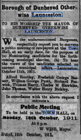14 October 1911