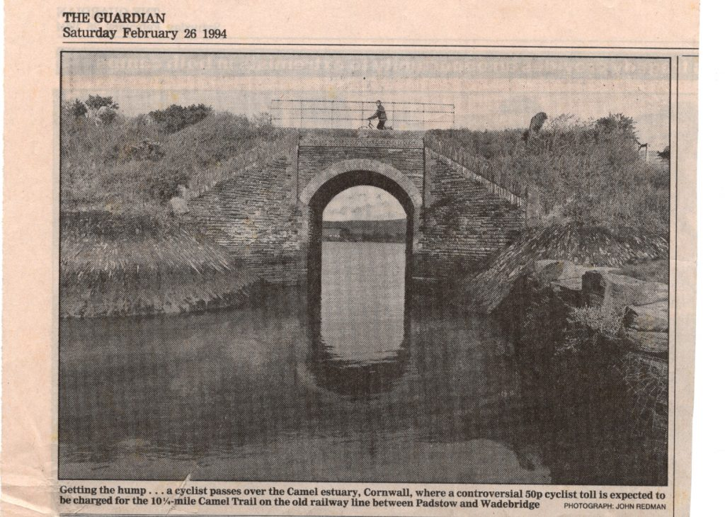 1994 Camel Trail article