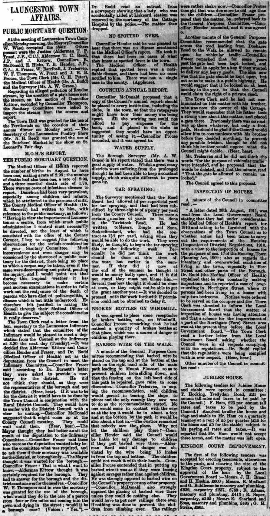 23 September 1911