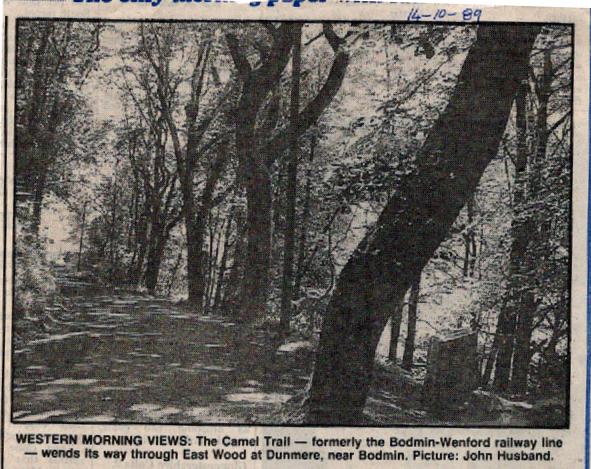 Camel Trail 1989