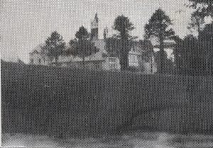 Launceston College in 1926