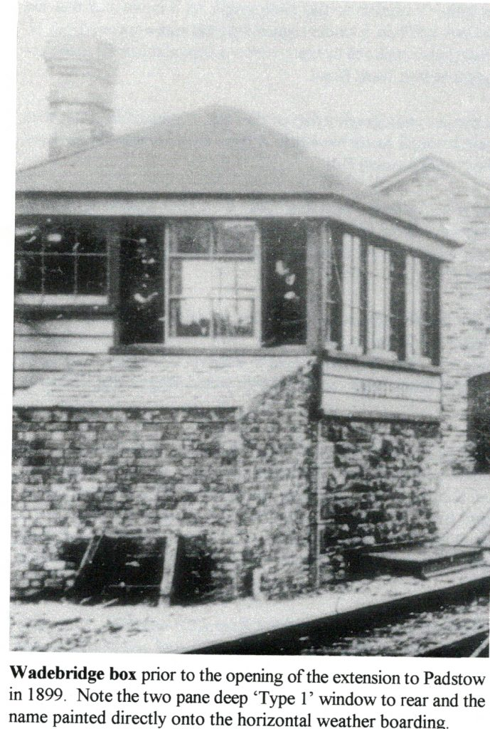 Wadebridge Signal Box