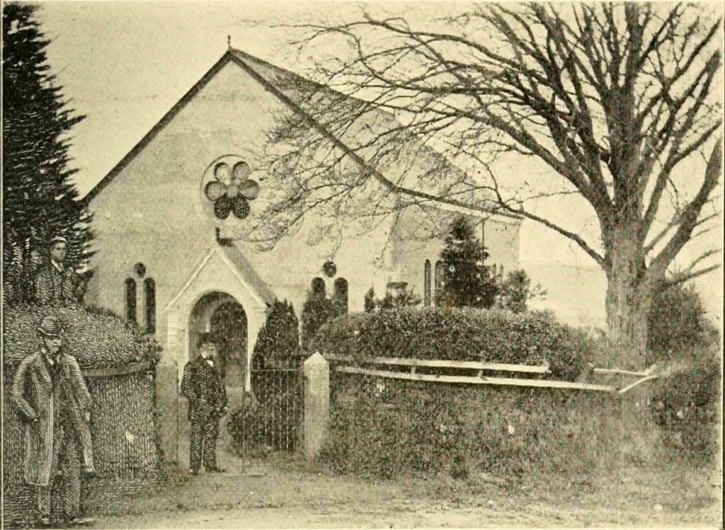 Downhouse Chapel c 1900