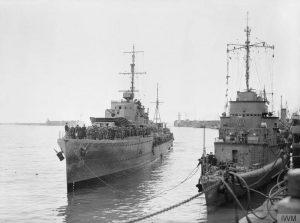 HMS Havant