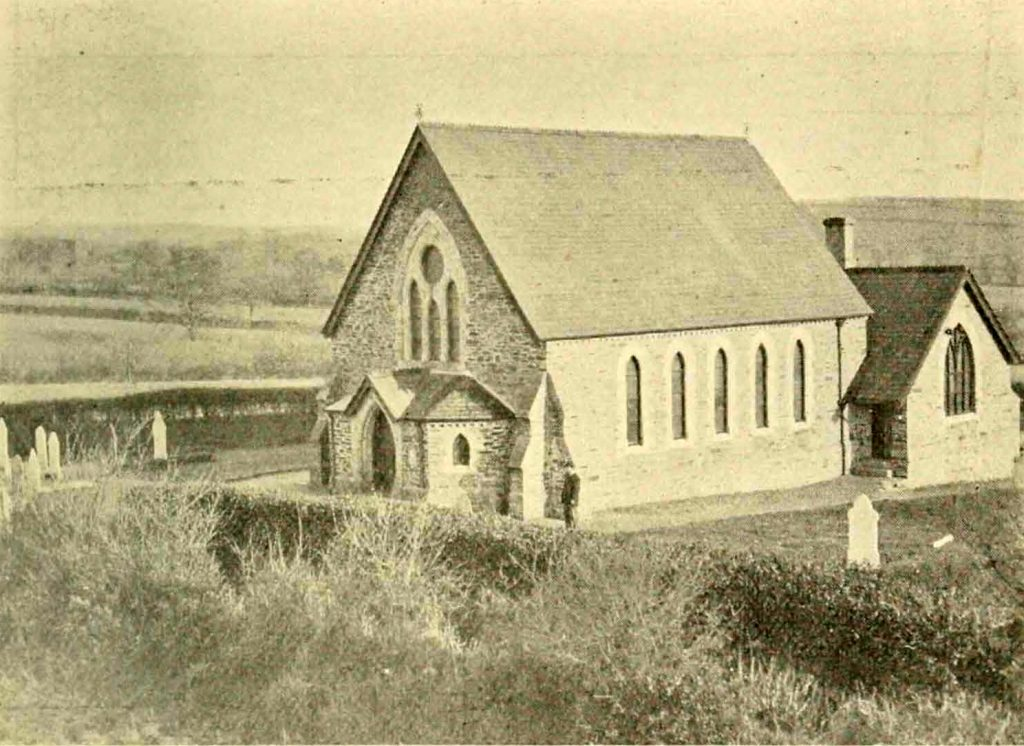 Luckett Chapel in 1900