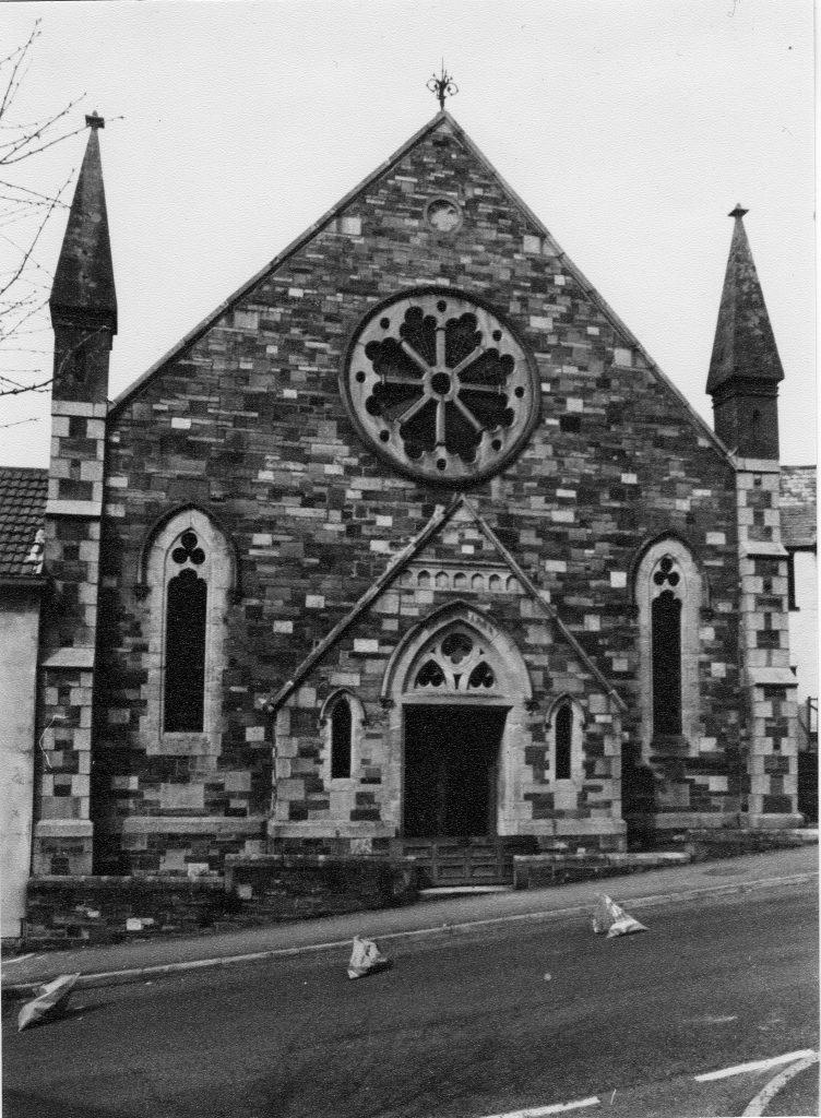 Bible Christians Chapel, Tower Street, Launceston