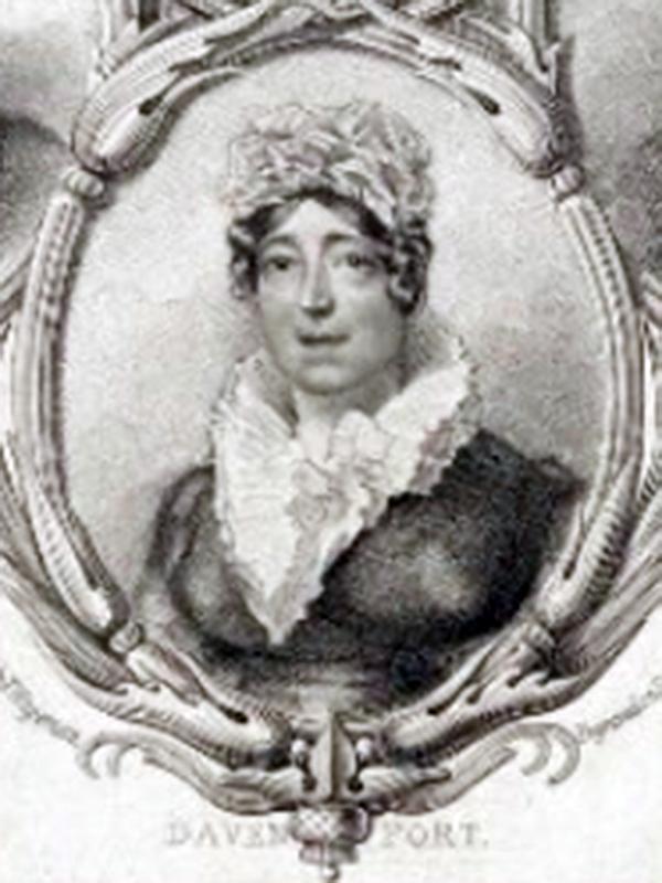Mary Ann Davenport