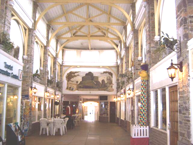 Launceston Meat Market interior