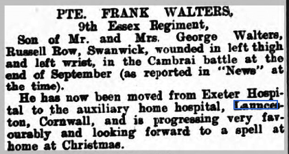 Ripley and Heanor News and Ilkeston Division Free Press - Friday 27 December 1918