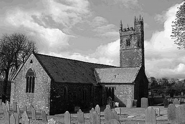 St Peter's Church, Ashwater