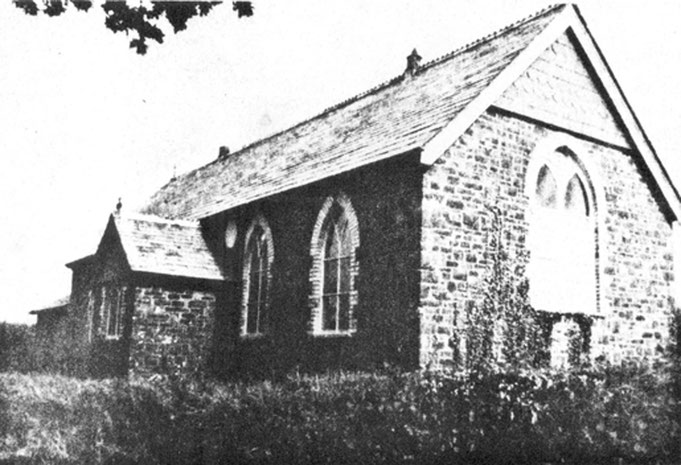 Thorn Cross Baptist Chapel