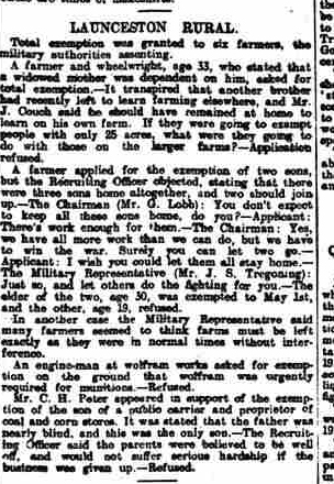 Western Morning News - Monday 13 March 1916