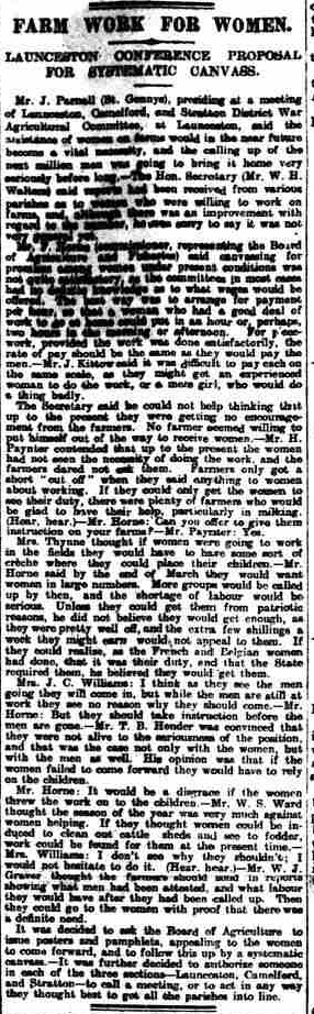 Western Morning News - Thursday 30 December 1915