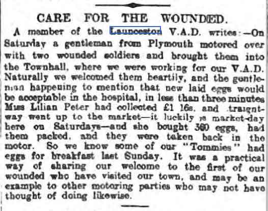 Western Morning News - Tuesday 08 September 1914