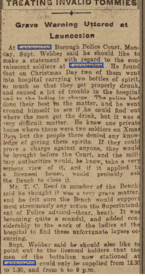 Western Times - Friday 07 January 1916