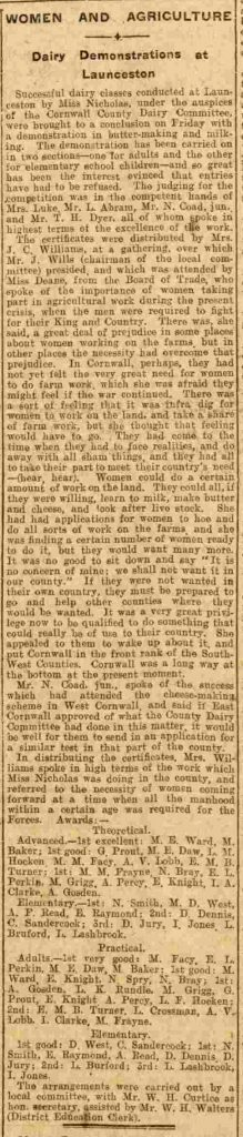 Western Times - Friday 14 May 1915