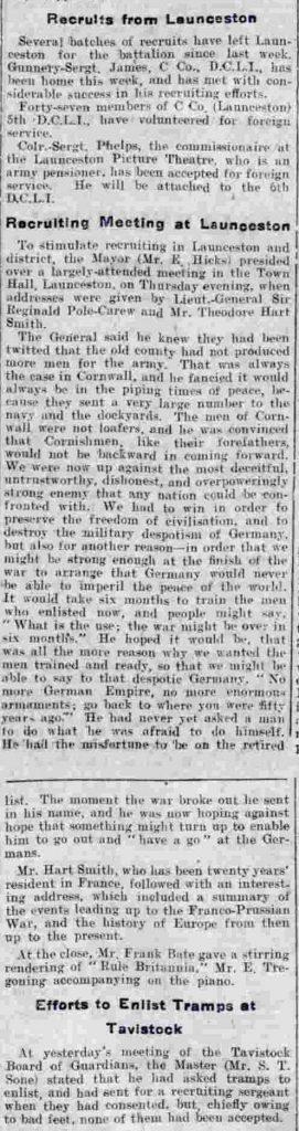 Western Times Saturday 05 September 1914